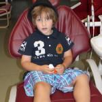Copii la dentist
